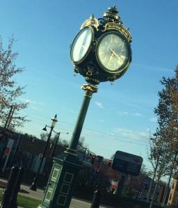 Bellville clock